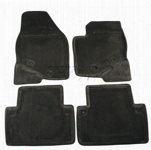 Floor Mat Set (gray) - Genuine Volvo 39967924