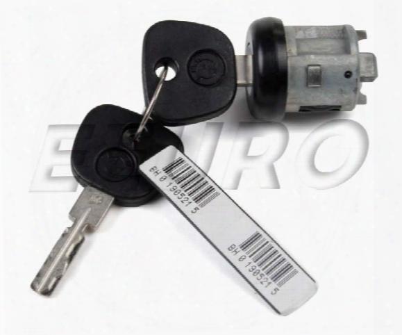 Ignition Lock Cylinder (w/ Keys) - Genuine Bmw 32321156757