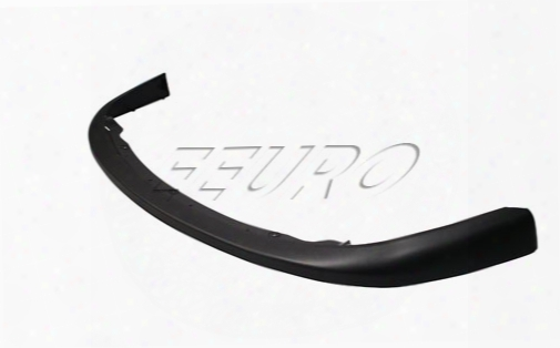 Lip Spoiler - Front (black) - Genuine Saab 12788060