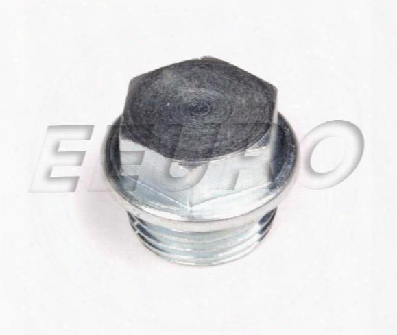 Oil Pressure Relief Valve Plug - Genuine Saab 7508955