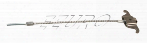 Parking Brake Cable - Front - Genuine Volvo 9191484