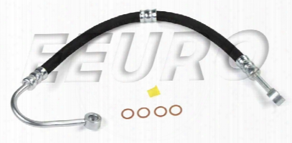 Power Steering Pressure Hose - Omega Hose 3823 Bmw 32411137153