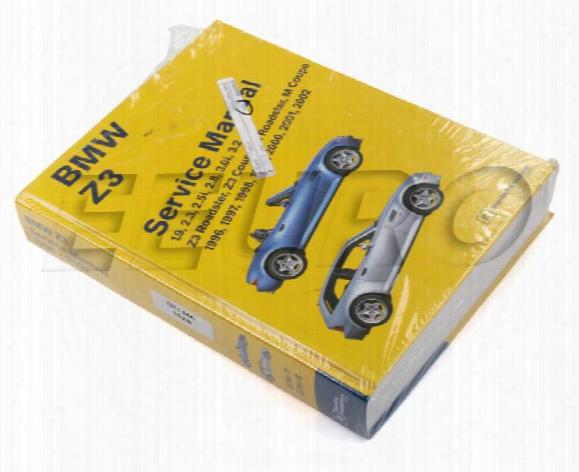 Repair Manual (z3 96-02) - Bentley