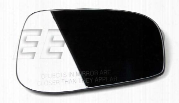 Side Mirror Glass - Passenger Side - Genuine Volvo 30634723