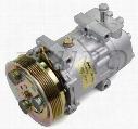 A/C Compressor (New) - Genuine SAAB 30542750