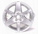 Alloy Wheel (Double 3 Spoke) - Genuine SAAB 400129730