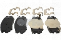 Disc Brake Pad Set - Front (337mm) - Genuine SAAB 13237753