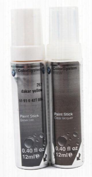 Touch-up Paint (code 267) (dakar Yellow) - Genuine Bmw 51910427896