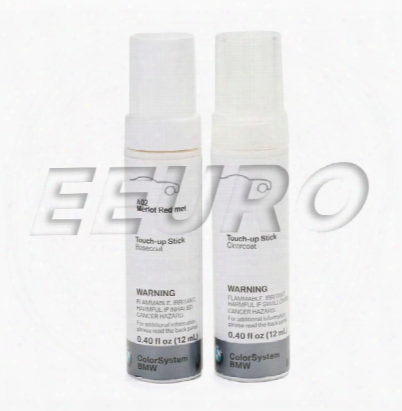 Touch-up Paint (code A02) (merlot Red) - Genuine Bmw 51910419791