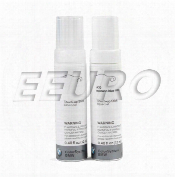 Touch-up Paint (code A35) (monaco Blue) - Genuine Bmw 51910419782