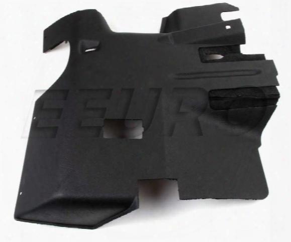 Trim Panel - Driver Side Lower (black) - Genuine Bmw 51451917351