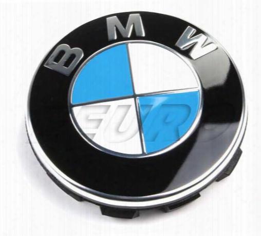 Wheel Center Cap (w/ Emblem) - Genuine Bmw 36136783536