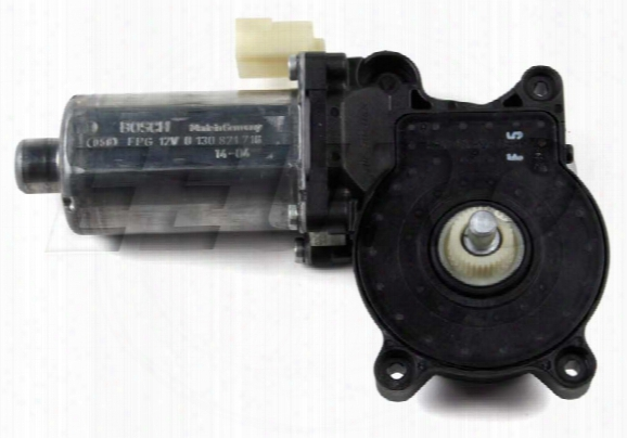 Window Motor - Front Driver Side - Bosch 0130821716 Bmw 67628362063