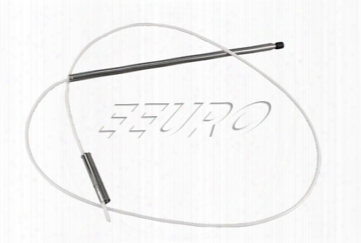 Antenna Mast (chrome) - Uro Parts 5035944c Saab 5035944