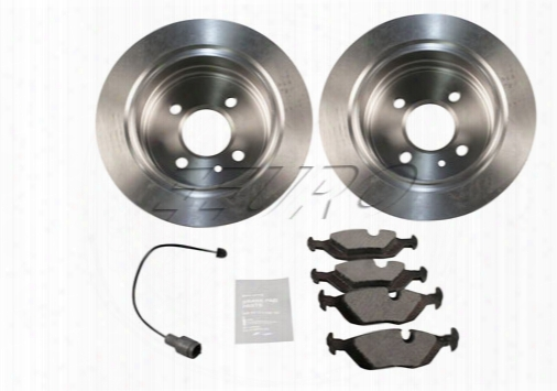 Bmw Disc Brake Kit - Rear (258mm) - Eeuroparts.com Kit