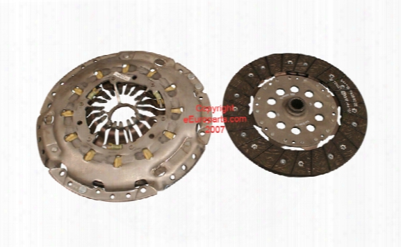 Clutch Kit (2 Piece) - Sachs 3000831501 Volvo 31259330