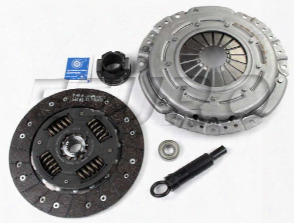 Clutch Kit (4 Piece) - Sachs K7002902 Volvo 271267