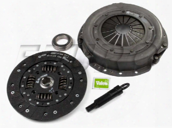 Clutch Kit (4 Piece) - Valeo 52285401 Volvo