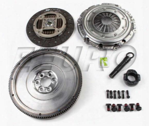 Clutch Kit (dual-mass Flywheel Conversion) (228mm) - Valeo 52255602 Vw