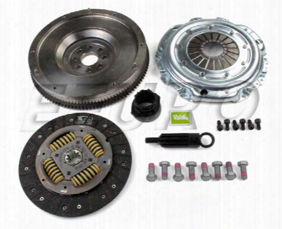 Clutch Kit (dual-mass Flywheel Conversion) - Valeo 52281208 Bmw