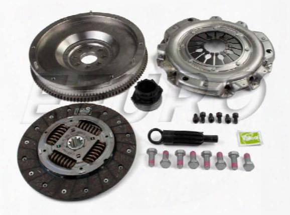 Clutch Kit (dual-mass Flywheel Conversion) - Valeo 52401210 Bmw