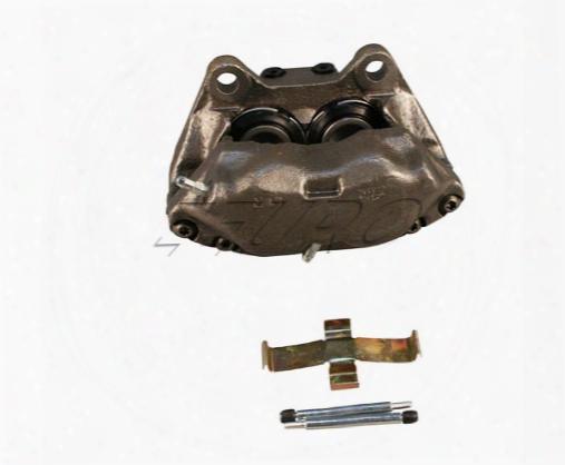 Disc Brake Caliper - Front Driver Side - Nugeon 2202302l Bmw 34111101093