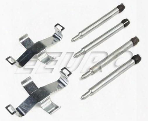 Disc Brake Caliper Hardware Kit - Rear - Proparts 51992229 Volvo 217831