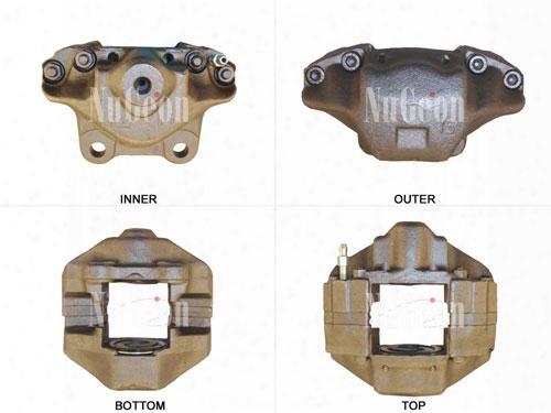Disc Brake Caliper - Rear Driver Side - Nugeon 2202368l Bmw