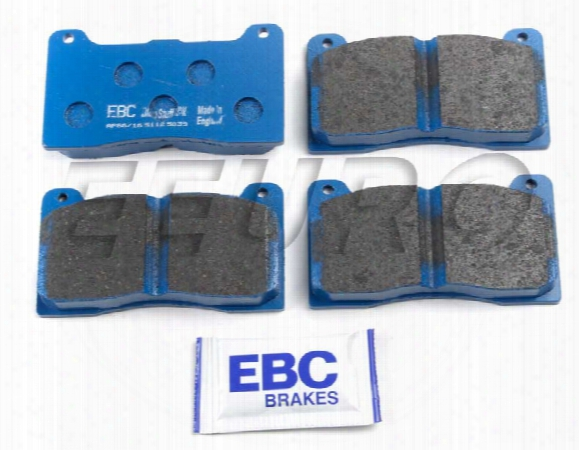 Disc Brake Pad Set (7816) - Ebc Bluestuffs Dp5039ndx