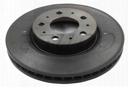 Disc Brake Rotor - Front (280mm) - Brembo 25344 Volvo 271788