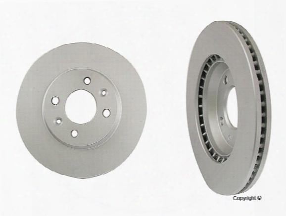 Disc Brake Rotor - Front - Meyle 40446034 Saab 4002150
