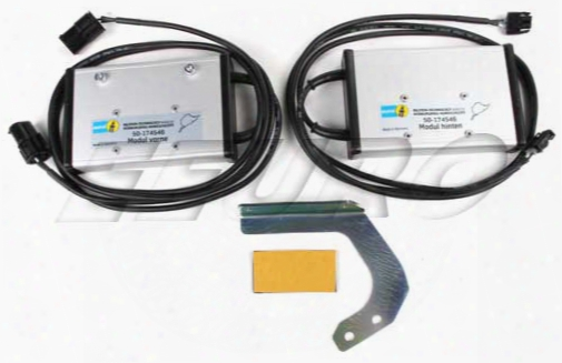 Electronic Damper Control Conversion Kit - Front - Bilstein 50174546 Bmw