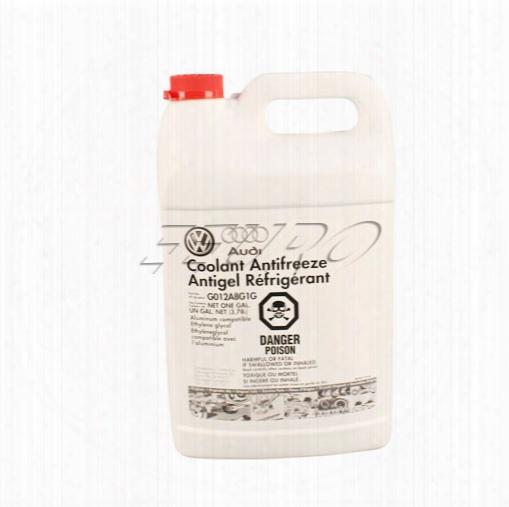 Engine Antifreeze Coolant (1 Gallon) - Genuine Vw G013a8j1g
