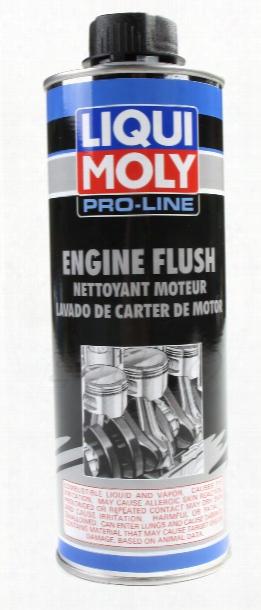 Engine Flush (500 Ml) - Liqui Moly