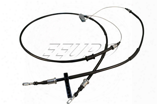 Parking Brake Cable - Proparts 55349874 Saab 4839874