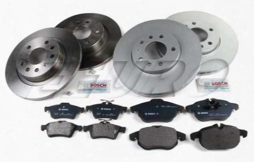 Saab Disc Brake Kit (complete) - Eeuroparts.com Kit