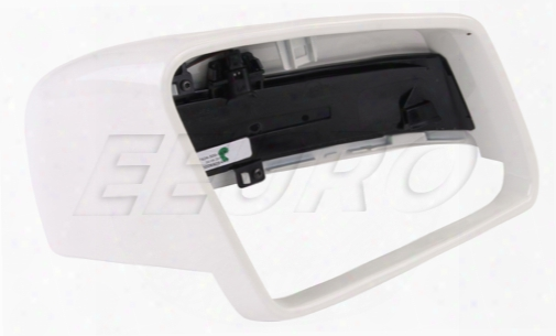 Side Mirror Cover - Passenger Side (code 9650) - Genuine Mercedes 21281060009650