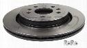 Disc Brake Rotor - Rear (292mm) - Brembo 25814 SAAB 12762291