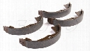 Parking Brake Shoe Set - Proparts 55346441 SAAB 32015444