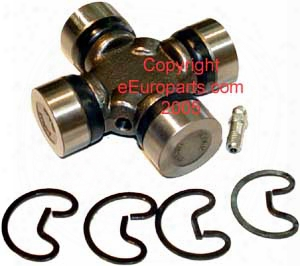 Universal Joint With Grease Nipple - Proparts 72430344 Volvo 3520997