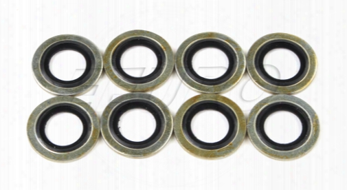 Volvo Auto Trans Line Seal Set (banjo Fttings) - Eeuroparts.com Kit
