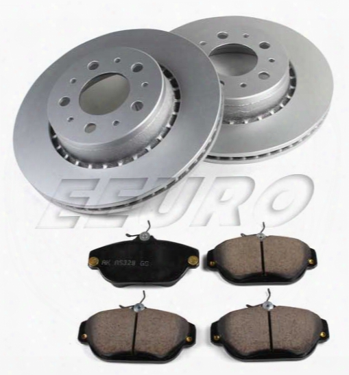 Volvo Disc Brake Kit - Front (285mm) - Eeuroparts.com Kit
