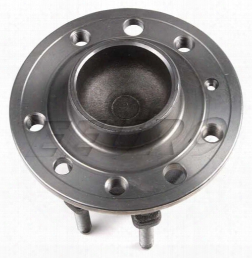 Wheel Bearing And Hub Assembly - Rear - Skf Br930384 Saab 93170611