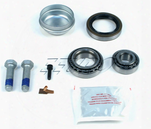 Wheel Bearing Kit - Front - Fag 7136673700 Mercedes 2013300251