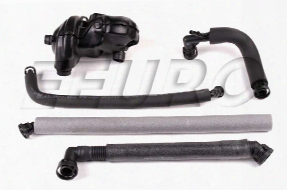 Bmw Crankcase Breather Kit (x5 M54) (cold Weather) (oem) - Eeuroparts.com Kit