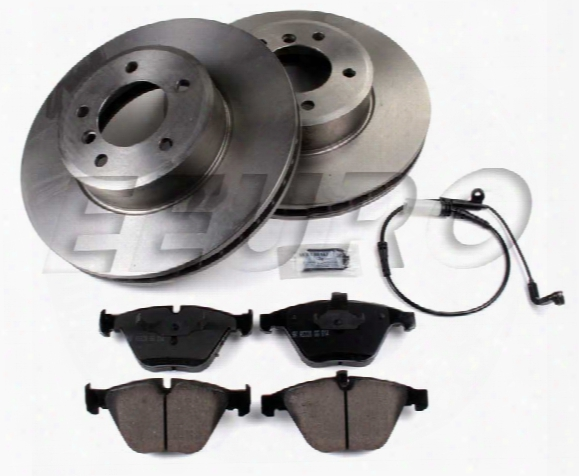 Bmw Disc Brake Kit - Front (324mm) (w/ Auto Trans) - Eeuroparts.com Kit