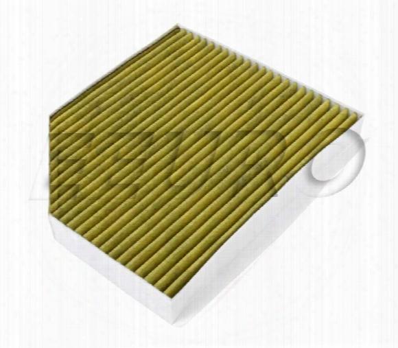 Cabin Air Filter (anti-microbial) - Mann-filter Fp2450 Audi 8k0819439b