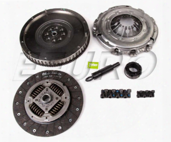Clutch Kit (dual-mass To Single-mass Flywheel Conversion) - Valeo 835046 Vw
