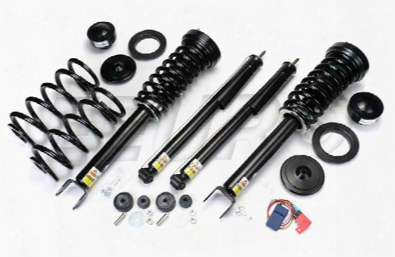 Coil Spring Conversion Kit - Front And Rear (w/ Ebm) - Arnott C2278 Mercedes