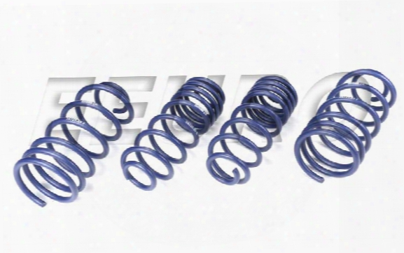 Coil Spring Set (oe Sport) - H&r 5472455 Vw